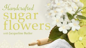 Jaqueline Butler Sugar Flower Craftsy Class Discount Link | ErinBakes.com