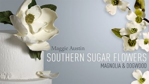 Maggie Austin Sugar Flower Craftsy Class Discount Link | ErinBakes.com
