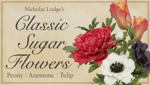 Nicholas Lodge Classic Sugar Flower Craftsy Class Discount Link | ErinBakes.com