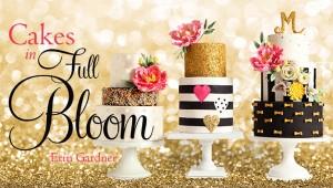 Erin Gardner Cakes In Full Bloom Craftsy Class Discount Link | ErinBakes.com