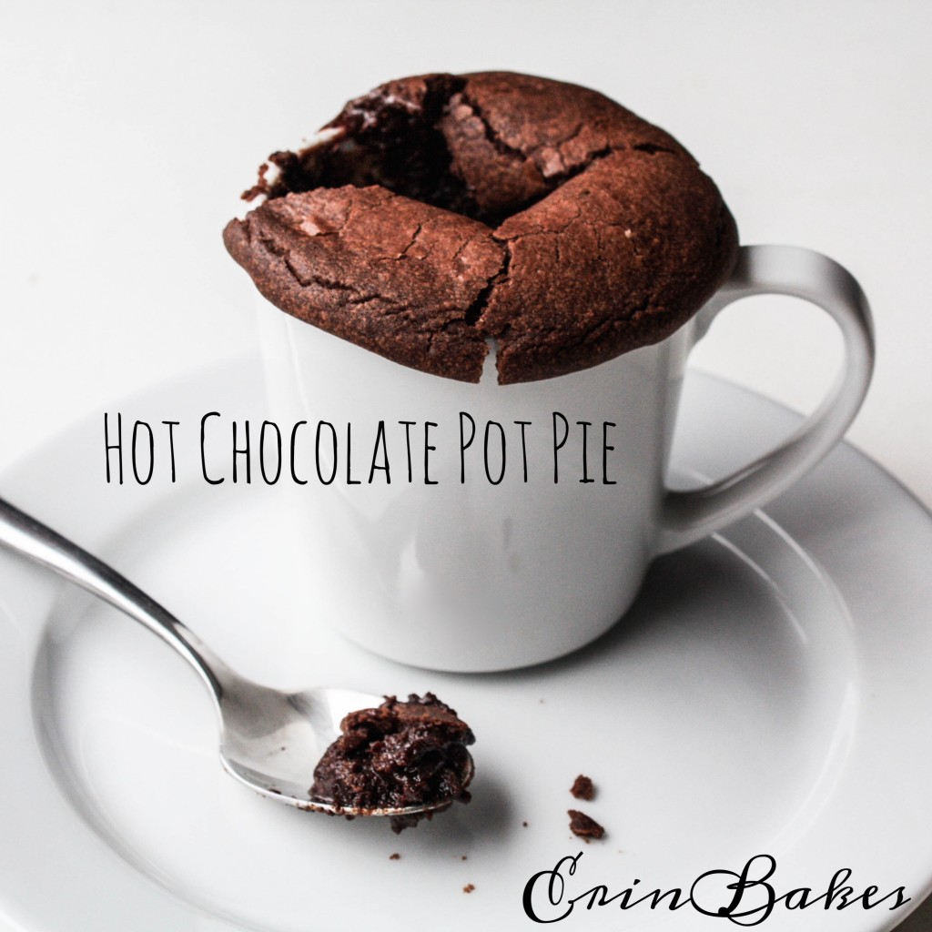 Hot Chocolate Pot Pie | Erin Bakes