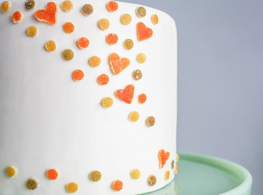 Candied Citrus Edible Confetti | Erin Bakes