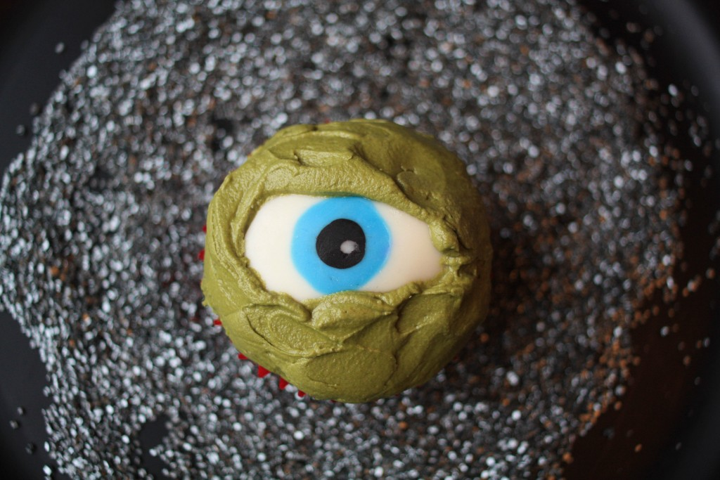 Chocolate Eyeball Tutorial | Erin Gardner