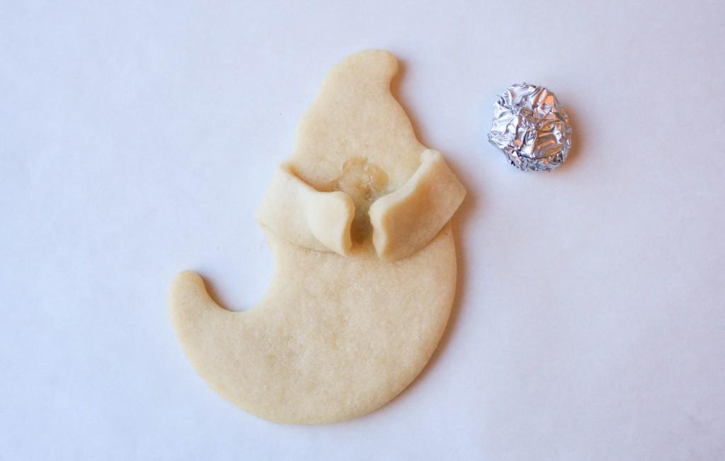 How to Make Sneaky Ghost Cookies | Erin Gardner | ErinBakes.com