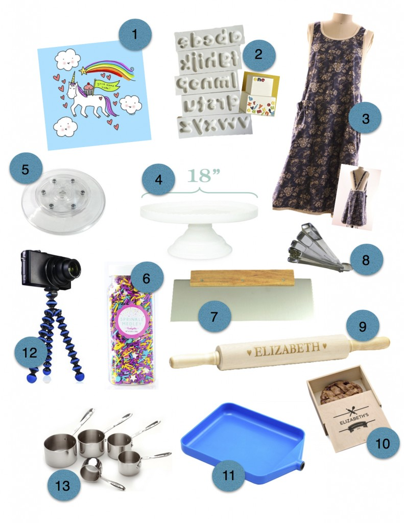 Gift Guide for Bakers   Erin Bakes
