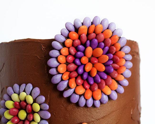 Chocolate Sunflower Seed Cake | Erin Gardner | ErinBakes.com