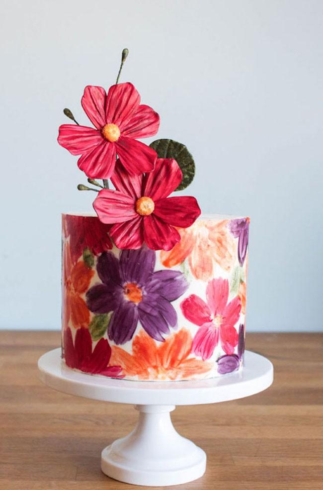 Chocolate Wrap Cake | Erin Gardner | ErinBakes.com