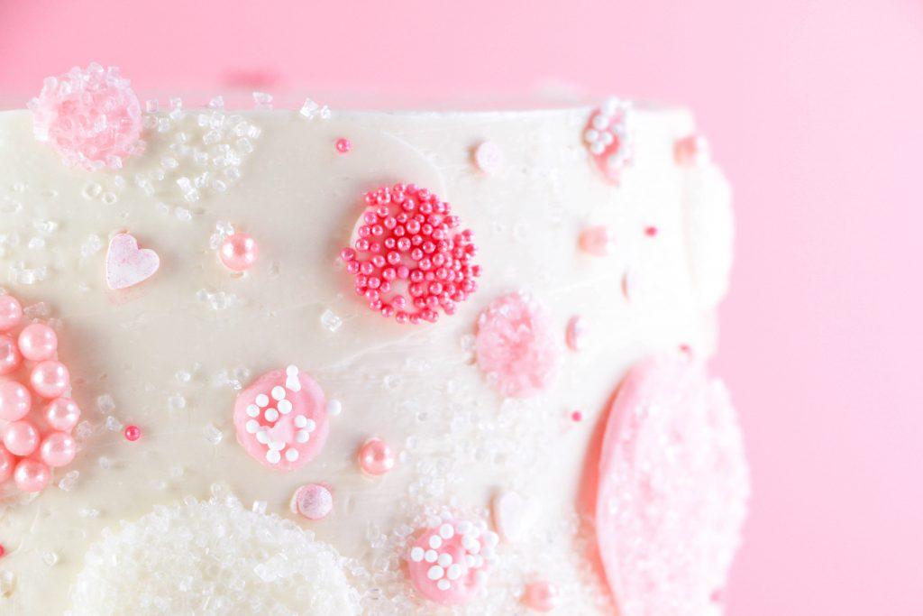 Chocolate Pink Champagne Bubbles   Erin Gardner   Erin Bakes