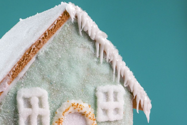 Piped Icicles | Erin Gardner | Erin Bakes