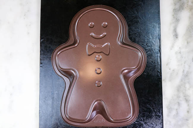 Gingerbread Man Cake Pan | Erin Bakes