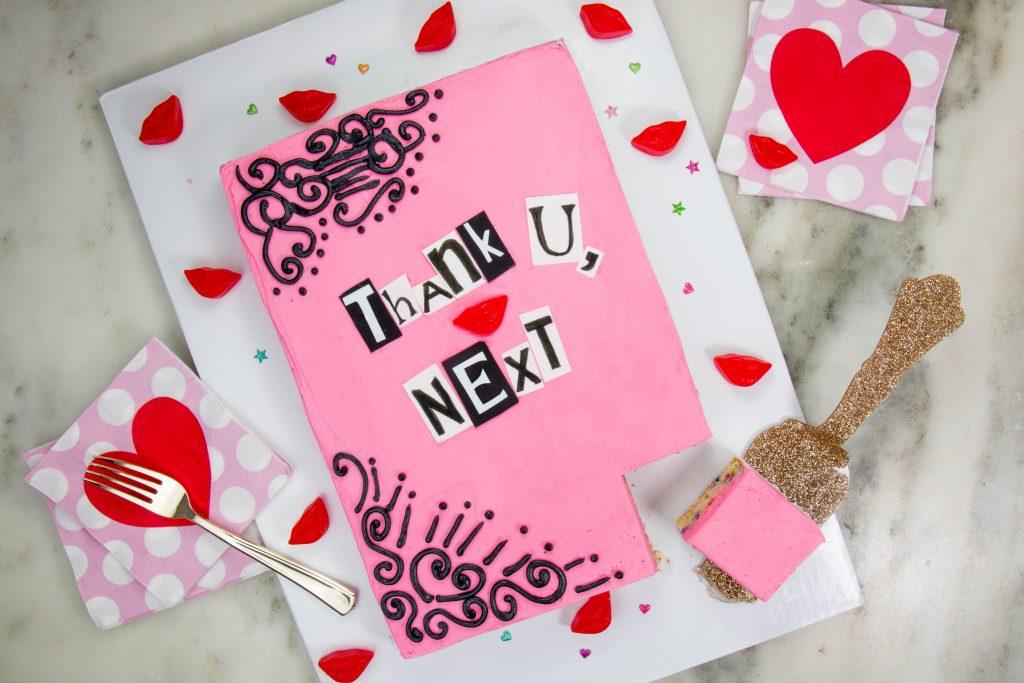 Thank U, Next Cake | Erin Gardner | Erin Bakes